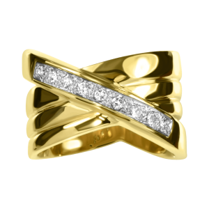 Amy Crossover Ring